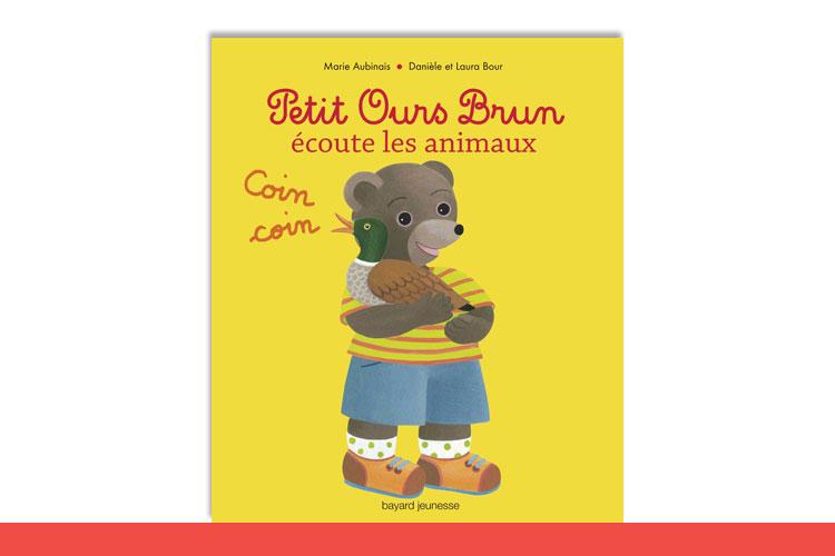 Un livre a écouter Petit Ours Brun