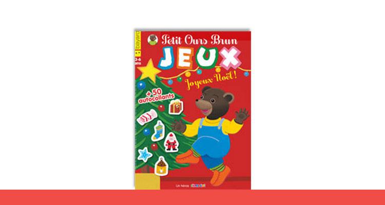 Les Jeux de Petit Ours Brun spécial Noel