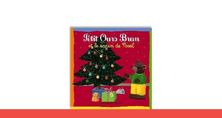 Petit Ours Brun et le sapin de Noel
