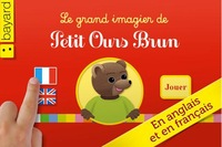 L'application le Grand imagier de Petit Ours Brun sur Ipad et Iphone