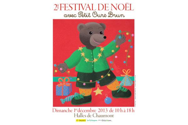 Festival de Chaumont 2013 avec Petit Ours Brun