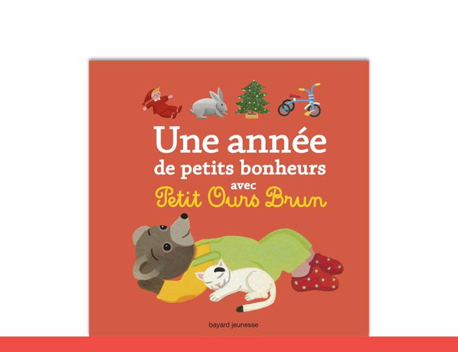 Livre, Une année de petits bonheurs avec Petit Ours Brun