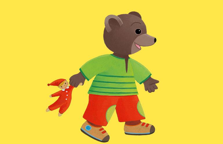 Petit Ours Brun, comment vos enfants l'appellent-ils ?