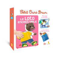 Le lot encastrable Petit Ours Brun