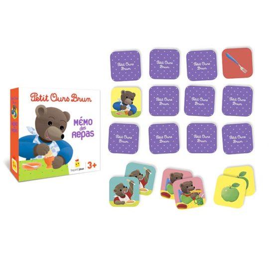 catalogue des produits petit ours brun livres jouets. Black Bedroom Furniture Sets. Home Design Ideas