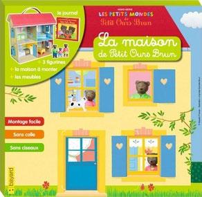 La maison de Petit Ours Brun