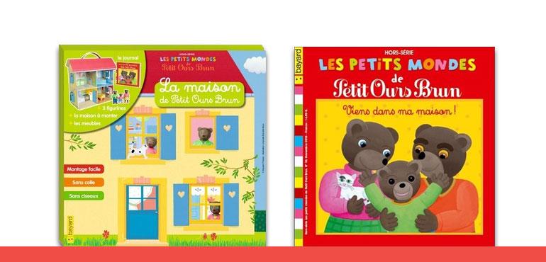 Bienvenue chez Petit Ours Brun !