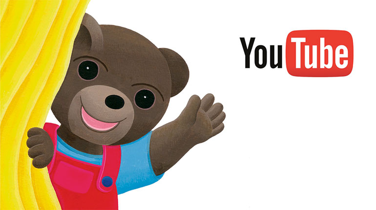 Découvrez les dernières vidéos Petit Ours Brun sur la chaîne YouTube !