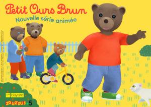Nouvelle série Petit Ours Brun